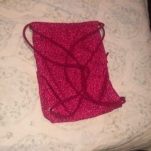 Nike Bags - Nike draw string bag